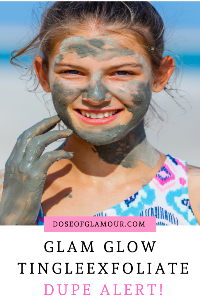 glam glow dupe