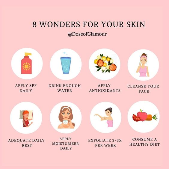 8 wonders for your skin